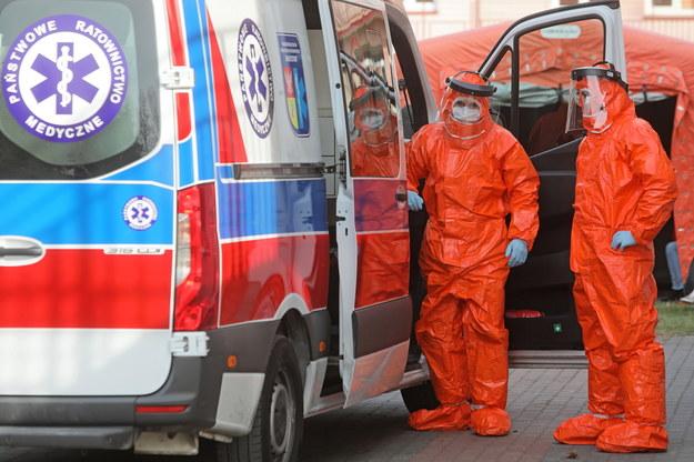 27-latkę z Łańcuta nie uznaje się za ofiarę koronawirusa. Przyczyną śmierci była sepsa