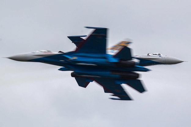 Rosyjski myśliwiec wojskowy zniknął z radarów nad Morzem Czarnym