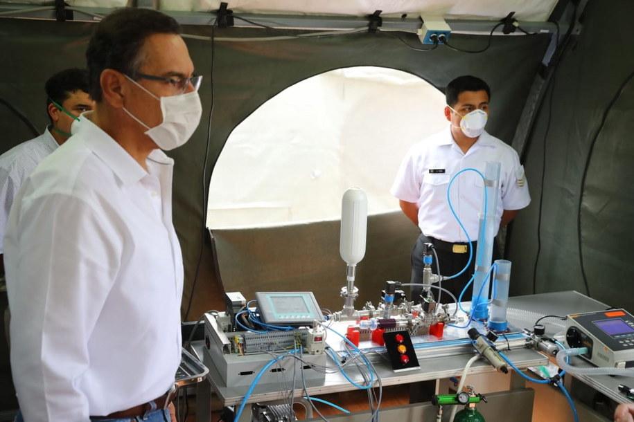Zdjęcie ilustracyjne /Peruvian Presidency HANDOUT /PAP/EPA