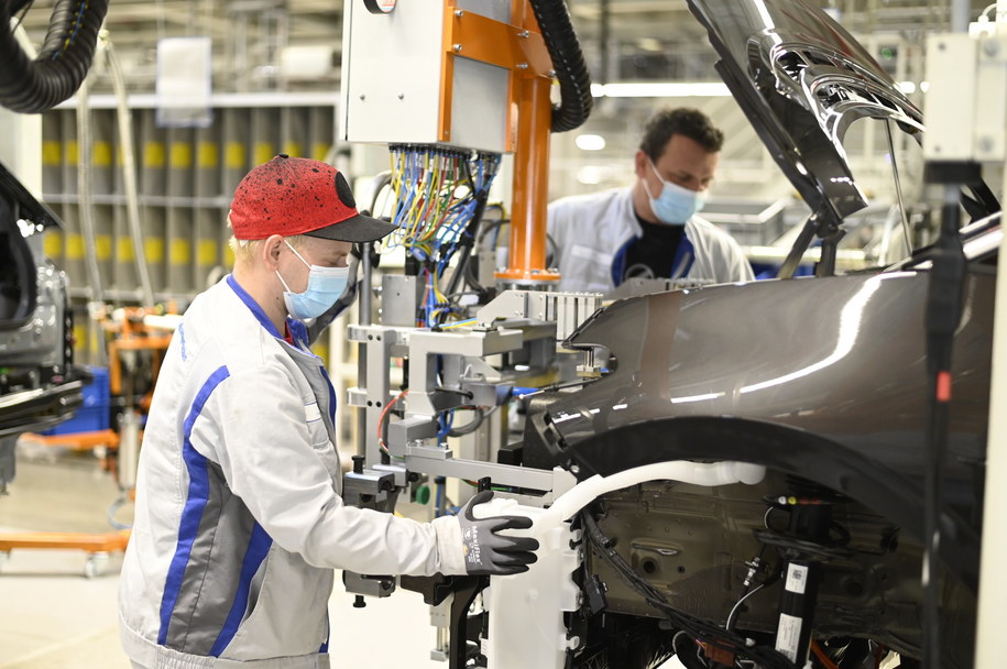(zdjęcie ilustracyjne) /Volkswagen /PAP/EPA