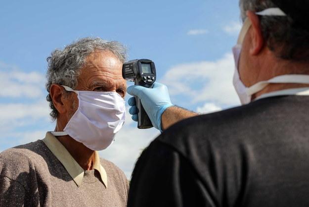 (zdjęcie ilustracyjne) /Ana Escobar  /PAP/EPA