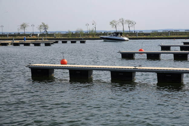 Tragedia na jeziorze Dargin. Policja wyjaśnia okoliczności śmierci dwóch mężczyzn
