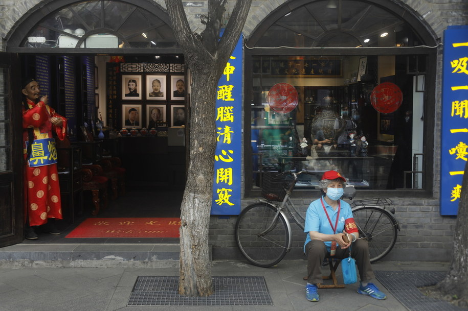 (zdjęcie ilustracyjne) /WU HONG /PAP/EPA