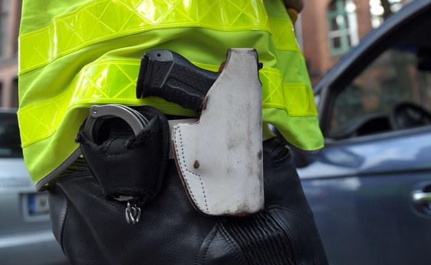 Wielkopolskie: Doświadczony policjant postrzelił się w głowę