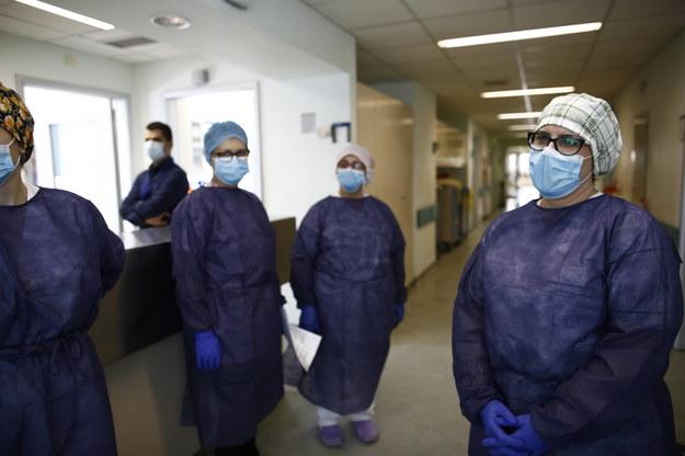 Kanada: Pielęgniarki domagają się urlopu przed drugą falą pandemii