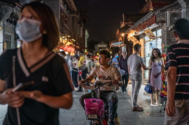Koronawirus mógł być w Chinach już latem 2019 roku. Wskazują na to dane wyszukiwarek