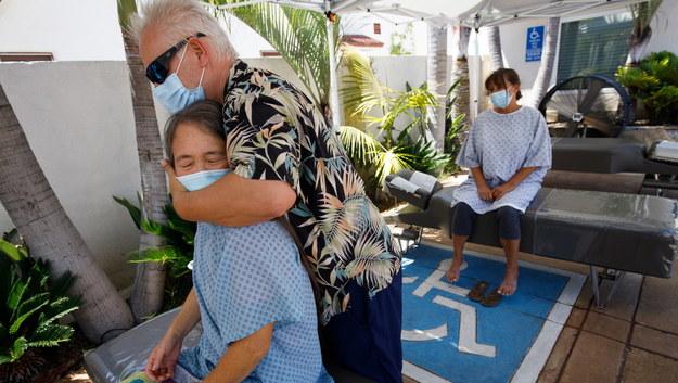USA: Ponad 77 tysięcy nowych zakażeń koronawirusem w ciągu doby