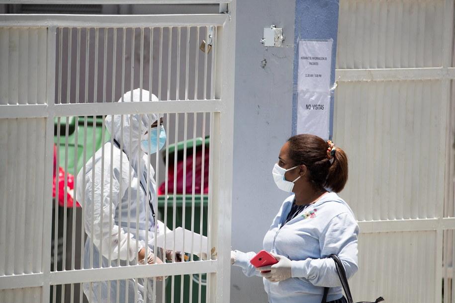 Zdjęcie ilustracyjne /ORLANDO BARRIA /PAP/EPA