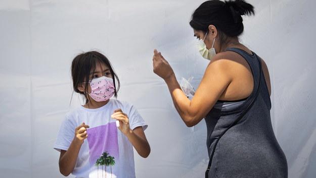USA: Wzrost zakażeń koronawirusem wśród dzieci