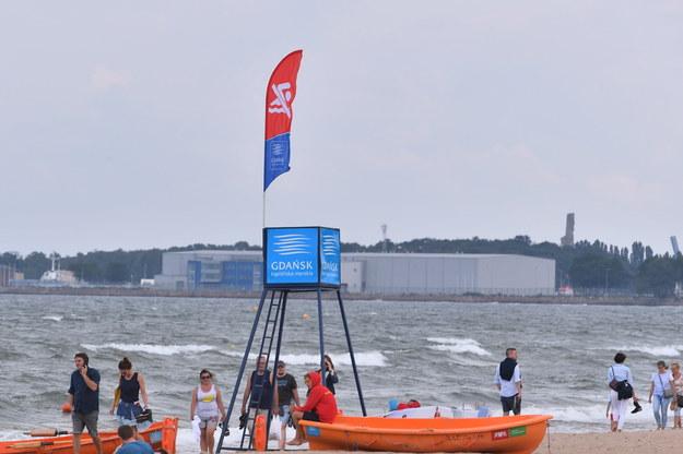 Zakwit sinic w Bałtyku. Zamknięte cztery kąpieliska