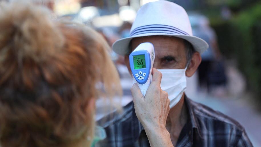 Zdjęcie ilustracyjne /Rodrigo Jimenez /PAP/EPA