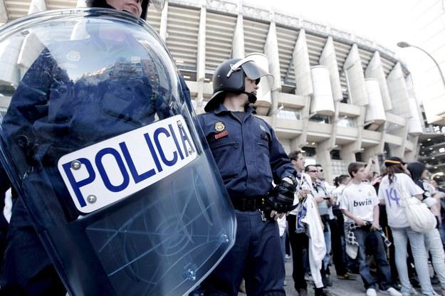 Koronawirus w Hiszpanii. Coraz więcej zakażeń wśród policjantów