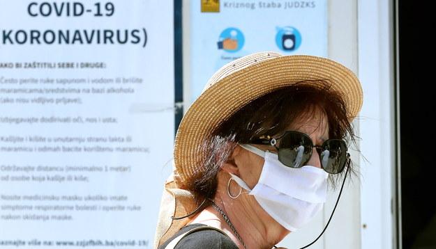Od pięciu miesięcy choruje na koronawirusa. Mogła zakazić tysiące osób