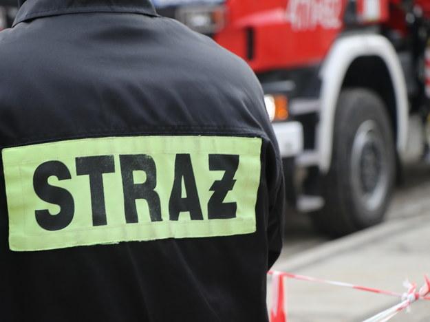Saska Kępa: Ewakuacja kilkuset osób z powodu wycieku gazu