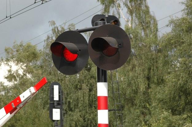 O krok od kolejowej katastrofy w Myszkowie