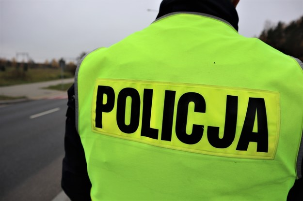 Policjant podczas intwerwencji postrzelił agresywnego 54-latka
