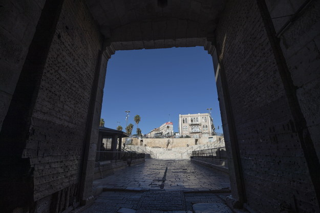 Izraelski atak rakietowy na obiekty wojskowe w pobliżu Damaszku