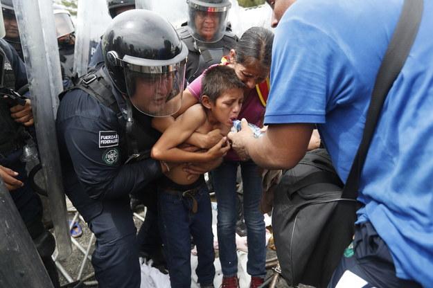 USA: Prawie 19 tys. samotnych dzieci zatrzymanych na granicy z Meksykiem