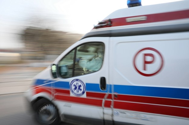 Wypadek w domu dziecka: Trzyletni chłopiec wypadł z okna