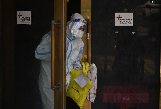 Koronawirus w Polsce. Zmarło już 140 lekarzy