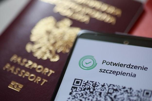 Niedzielski o paszportach covidowych: Jesteśmy przygotowani