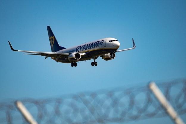 """""""Kontrolerzy z Mińska grozili zestrzeleniem samolotu"""". Ryanair wylądował w Wilnie"""