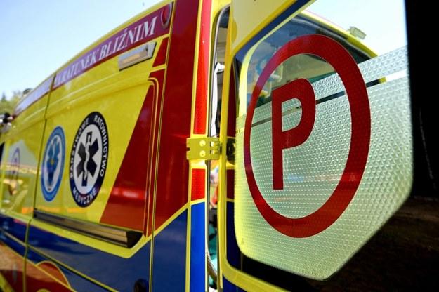 Łódzkie: 25-latek zginął w zderzeniu ciągnika rolniczego z osobówką