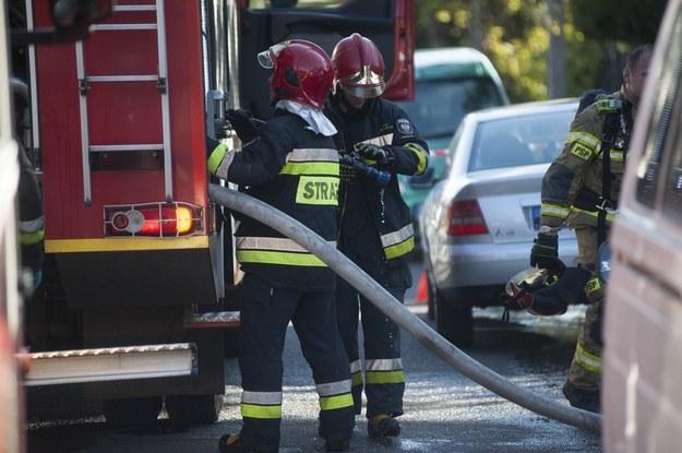 Akcja strażaków w elektrowni Jaworzno. Ustalenia RMF FM