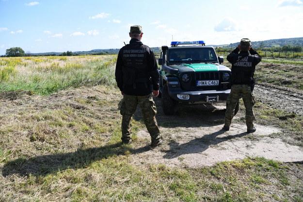 Rekordowa liczba prób nielegalnego przekroczenia granicy. Nowe dane Straży Granicznej