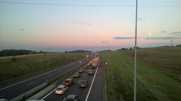 Rusza kolejny etap remontu na węźle autostradowym Września
