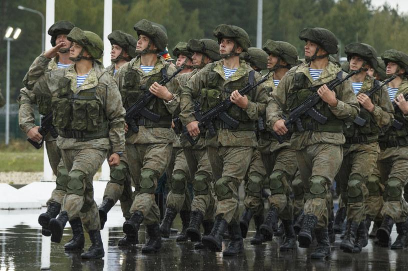 Zdjęcie ilustracyjne /Russian Defense Ministry Press Service/Associated Press  /East News