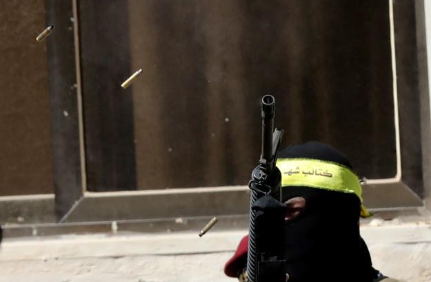 Media: Flaga ze swastyką zestrzelona przez izraelskie siły