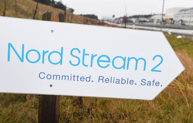 Rozpoczęło się napełnianie gazem pierwszej nitki Nord Stream 2