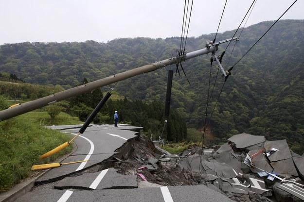 Trzęsienie ziemi w Japonii. W regionie Tokio ponad 30 osób rannych