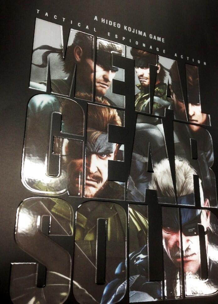 Zdjęcie plakatu, jakie zamieścił na swoim profilu Hideo Kojima /materiały prasowe