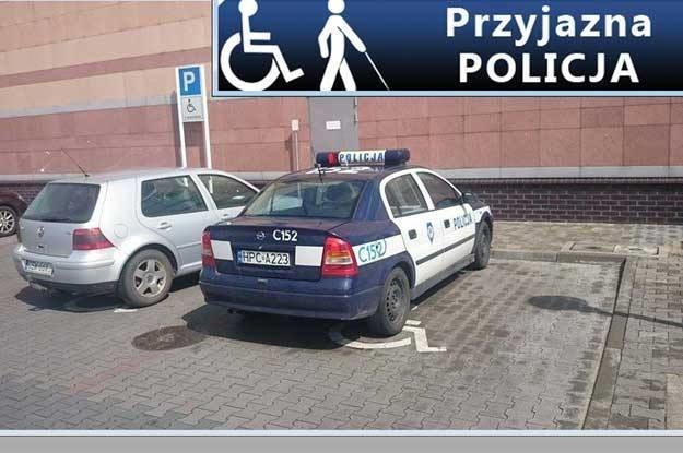 Zdjęcie pochodzi z https://www.facebook.com/SfotografujPolicjanta /