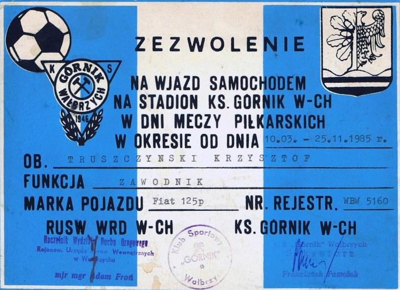 Zdjęcie pochodzi ze zbiorów prywatnych Krzysztofa Truszczyńskiego i jego strony http://blogpilkarza.blogspot.com/ /