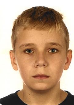 Zdjęcie poszukiwanego 12-latka publikuje śląska policja /