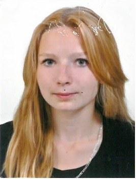 Zdjęcie poszukiwanej Aleksandry Siudzińskiej /KWP w Bydgoszczy /Policja