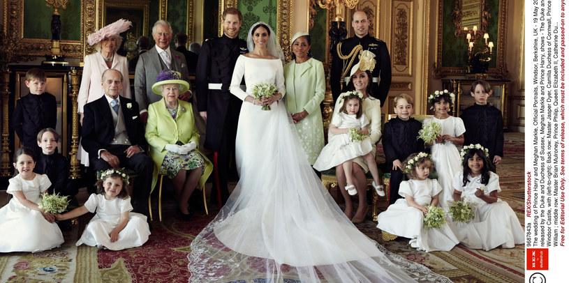 Zdjęcie rodziny królewskiej /REX/Shutterstock /East News