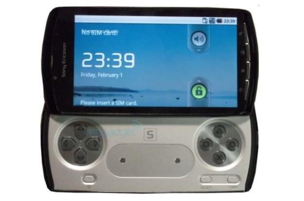 Zdjęcie telefonu PlayStation umieszczone w serwisie Engadget - czy tak będzie wyglądał PS Phone? /Komórkomania.pl