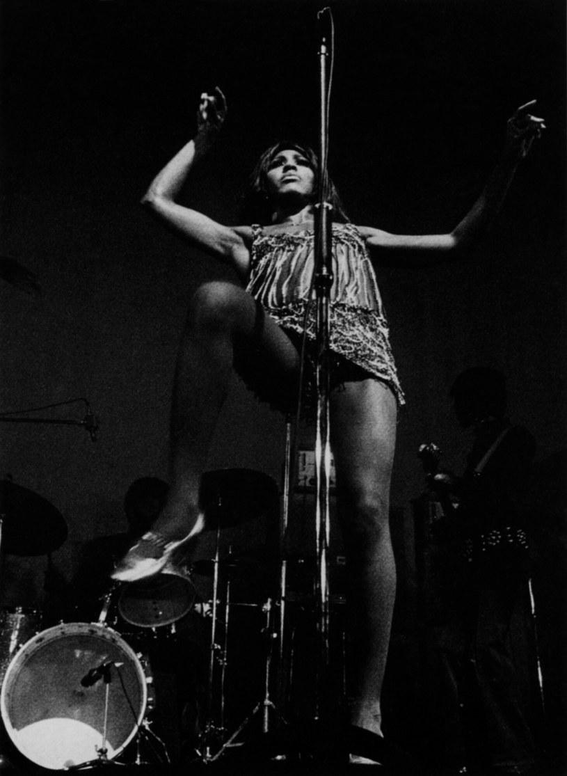 Zdjęcie Tiny Turner z 1970 roku /Philippe Gras / Le Desk /East News