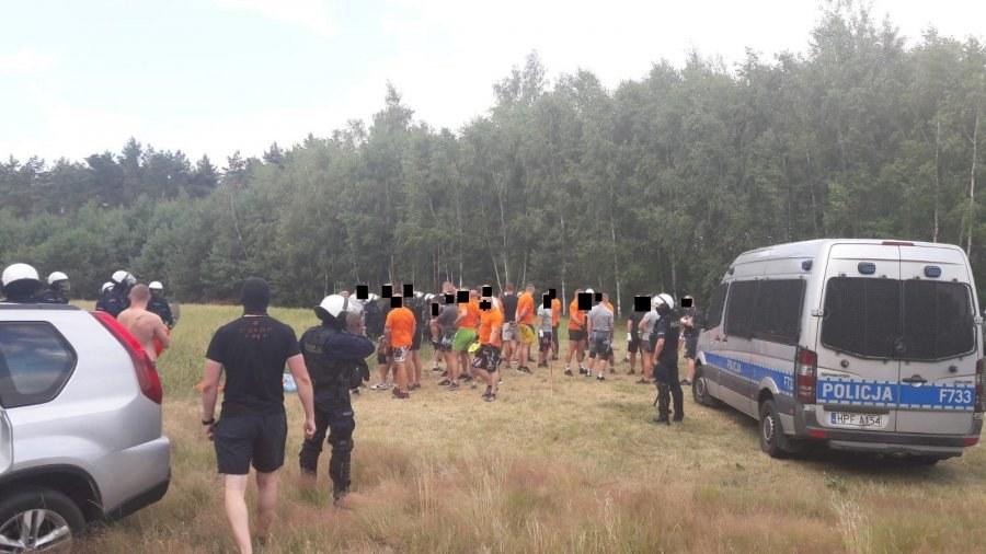 Zdjęcie udostępnione przez policję /Łódzka policja /