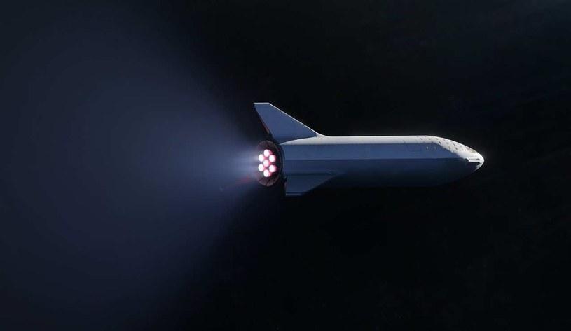 Zdjęcie umieszczone przez SpaceX na Twitterze /materiały prasowe
