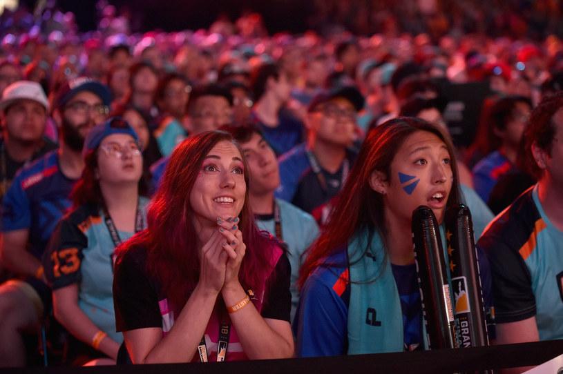 Zdjęcie z finałów turnieju w Nowym Jorku /AFP