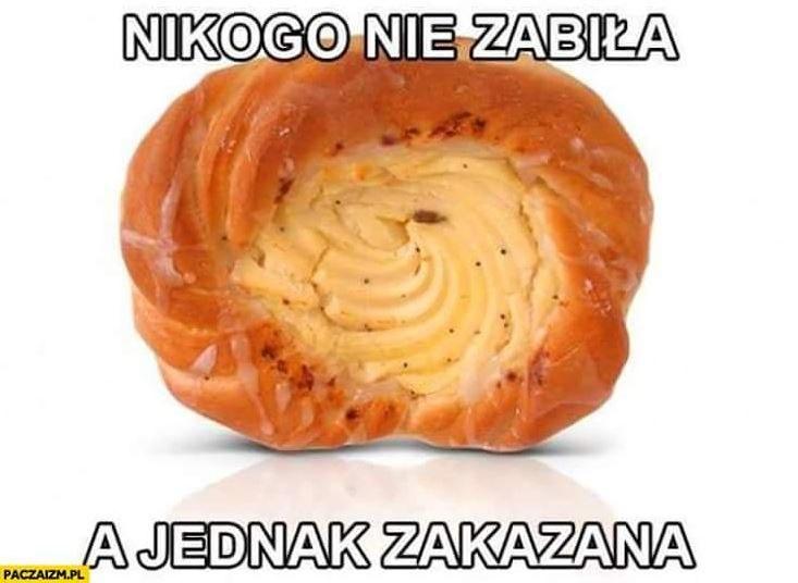 """Zdjęcie z jednego z wpisów pod wydarzeniem """"Ogólnopolski dzień jedzenia drożdżówek"""" /facebook.com"""