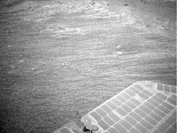Zdjęcie z kamery łazika Opportunity wykonane 7 grudnia /NASA
