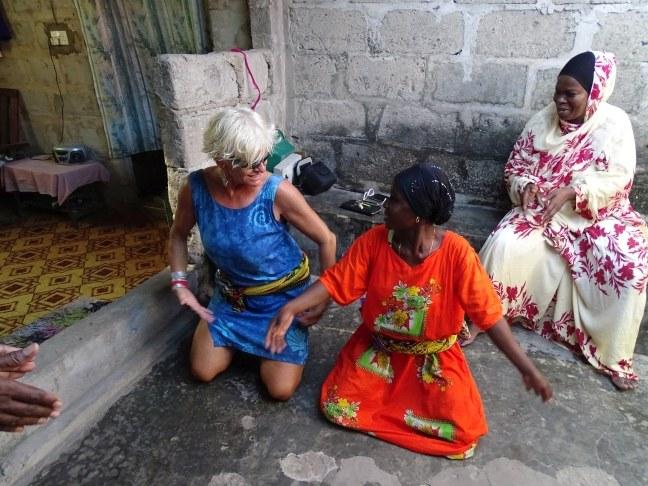 """Zdjęcie z książki """"Afryka jest kobietą"""" /Tekst: Zgubsietam.pl"""
