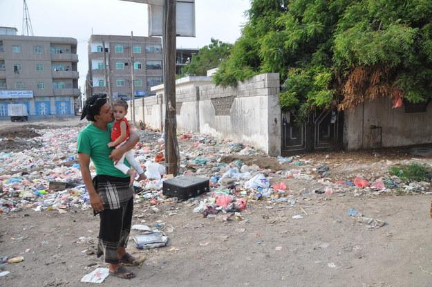 Zdjęcie z misji PAH w Jemenie /PAH /