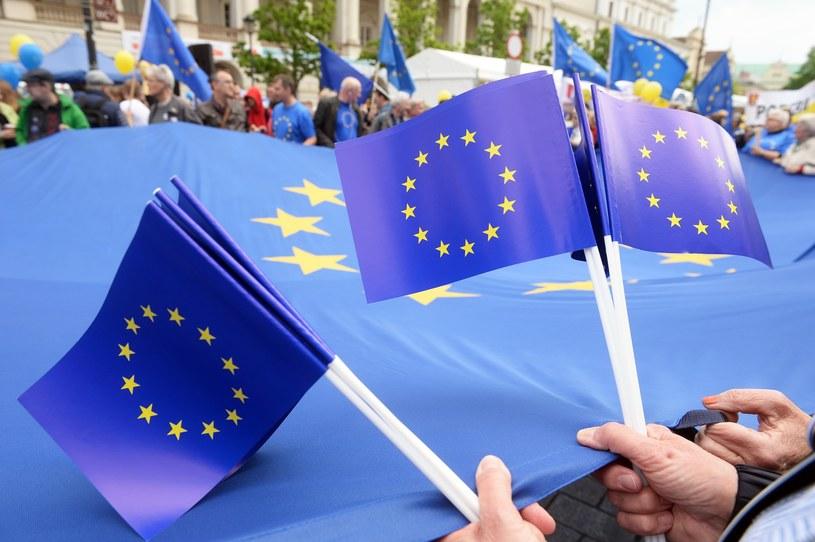 Zdjęcie z Parady Schumana w Warszawie /Jan Bielecki /East News